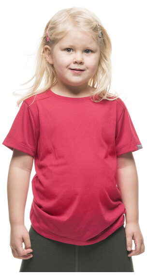 Houdini Kids Rock Steady Tee Amaranth Pink